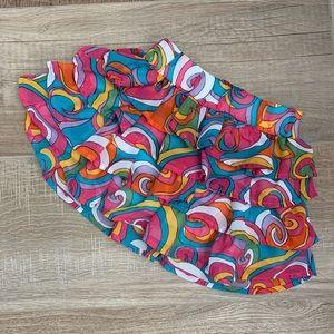 AMY COE colorful skirt